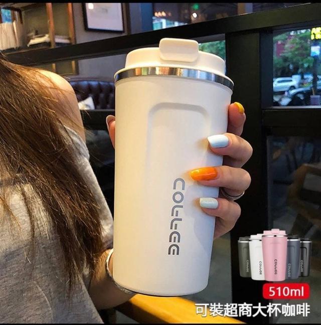 304不鏽鋼車載咖啡杯
