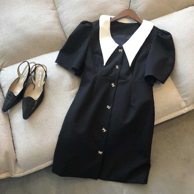 『預購』甜美風V領洋裝