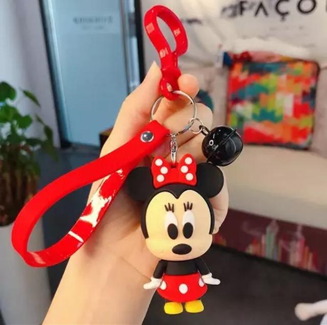現貨 迪士尼熱賣系列高品質可愛鑰匙圈
