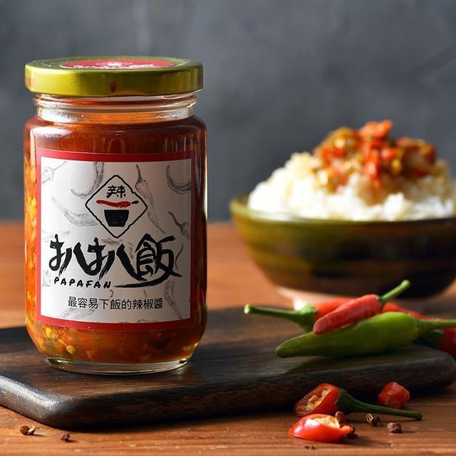 扒扒飯雙椒醬 & 麻辣花椒泡菜