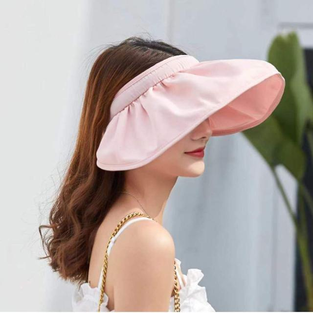 (預購s+) G013-韓版帽子+髮箍兩用貝殼帽