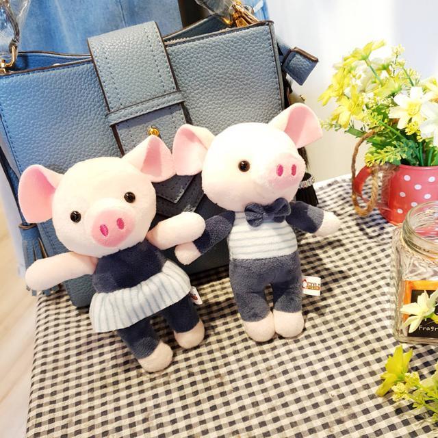 2019豬年 情侶豬吊飾