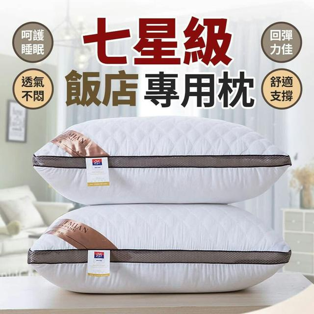 A18💞七星級飯店專用枕2顆/組