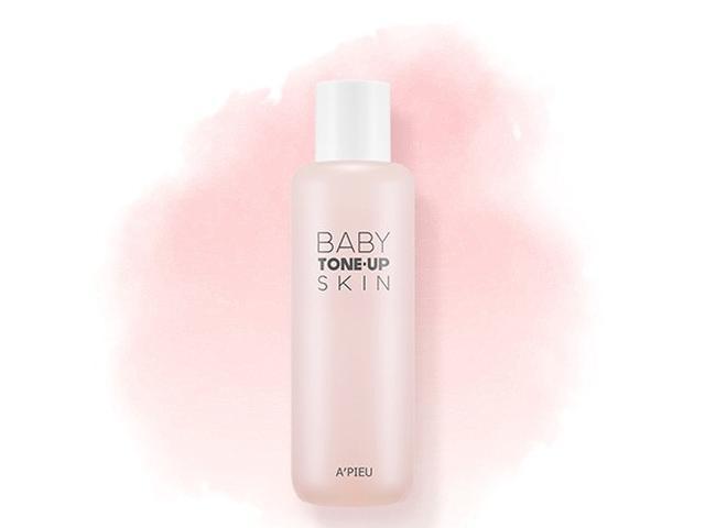 韓國 Apieu Baby肌提亮化妝水