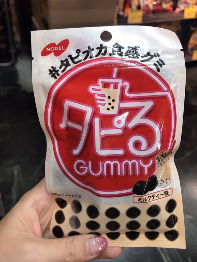 日本人爆讚珍珠奶茶軟糖(1組2包)