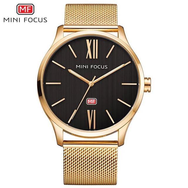 預購 - Mini Focus 精品手錶 金色
