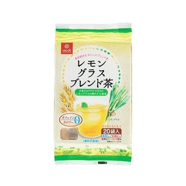 日本檸檬草大麥茶140g(預購)