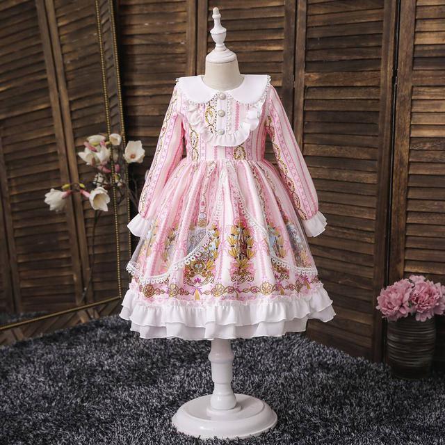 『預購』Lolita公主洋裝04