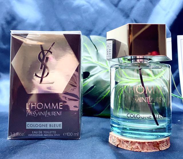 YSL L'Homme Cologne Bleue 天之驕子海洋男性淡香水