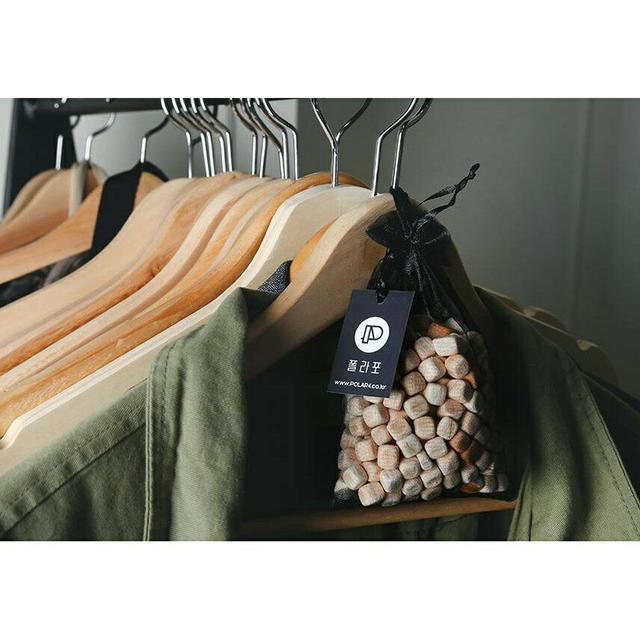 韓國 POLAR4 檜木抗菌香氛塊 40g