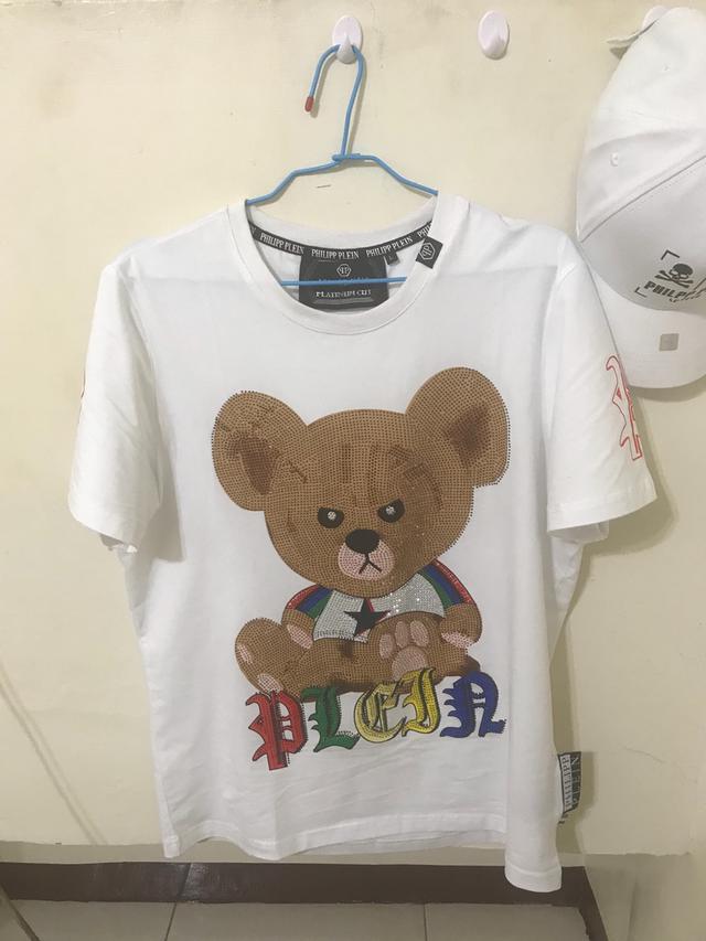 philipp 暴力熊t恤