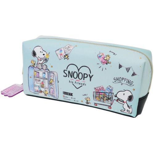 史努比 SNOOPY 筆袋 鉛筆盒