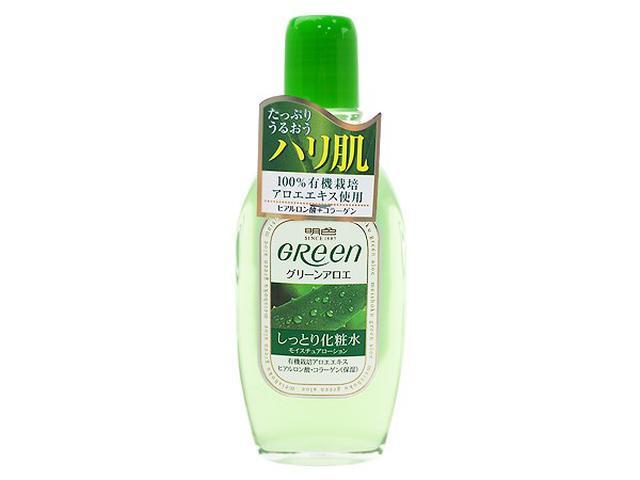 MEISHOKU明色 green滋潤化妝水