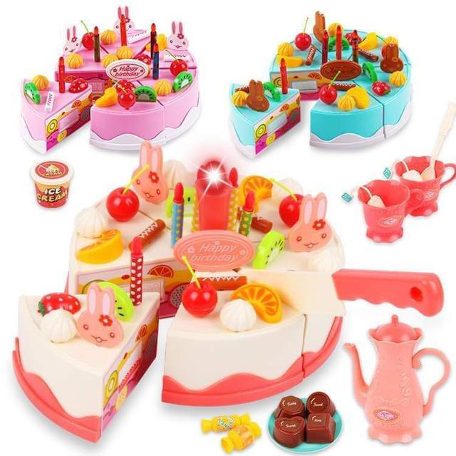 【預購】音樂燈光水果蠟燭蛋糕