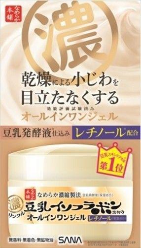 日本原裝👉SANA豆乳凝膠霜100g