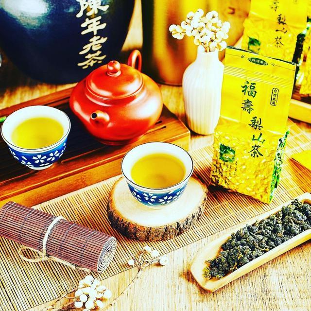 🍵【雪山茶行】頂級福壽梨山茶 自產自銷 台灣茶 比賽茶 青茶 高山茶 清香 冷泡茶 春茶 冬茶🍵