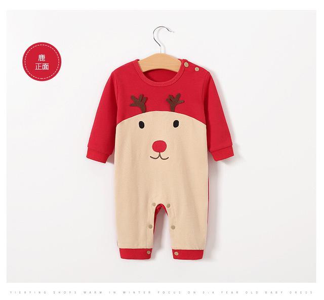 超可愛聖誕節連身衣