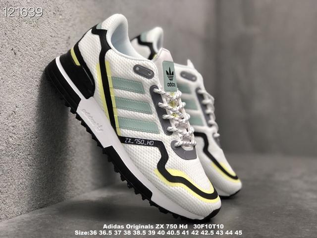 阿迪達斯 真標帶半碼 Adidas Originals ZX 750