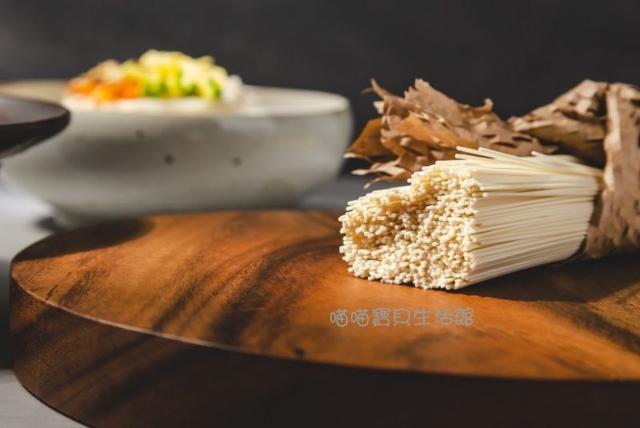 韓國不倒翁傳統素麵500g~長壽必吃直麵線