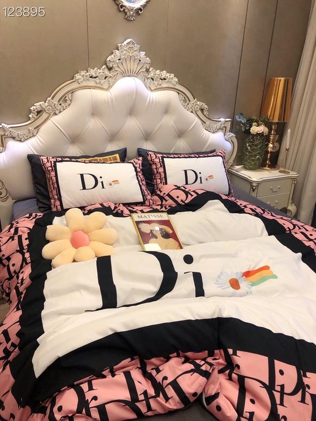 Dior床組
