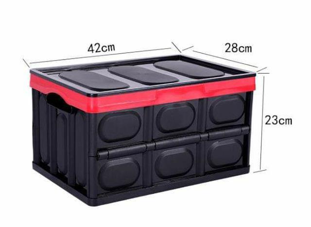(預購s+) A104-大容量硬式儲物折疊收納箱