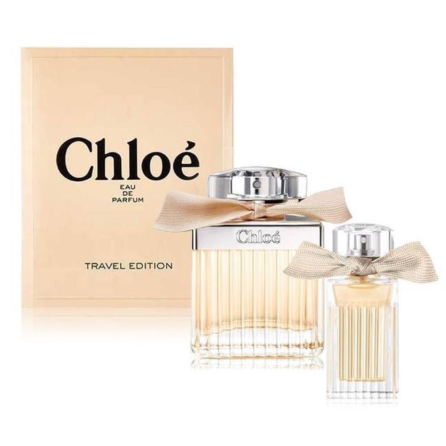 Chloe 同名女性淡香精禮盒