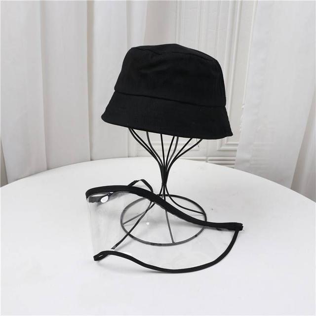 『預購』防護漁夫帽(可拆拉鍊款)