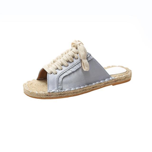 平底漁夫鞋