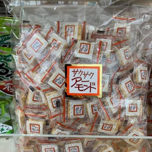 日本千層杏仁酥