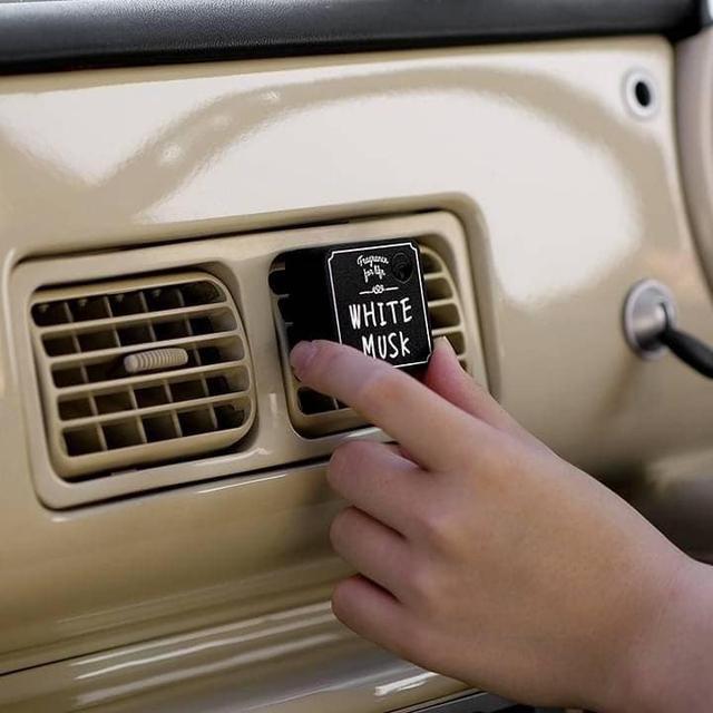 日本John's Blend 車用夾式芳香劑