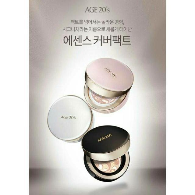 韓國 Age 20S 水光精華氣墊粉餅