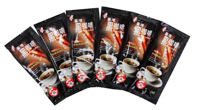 臺旺-順暢黑咖啡(100包)