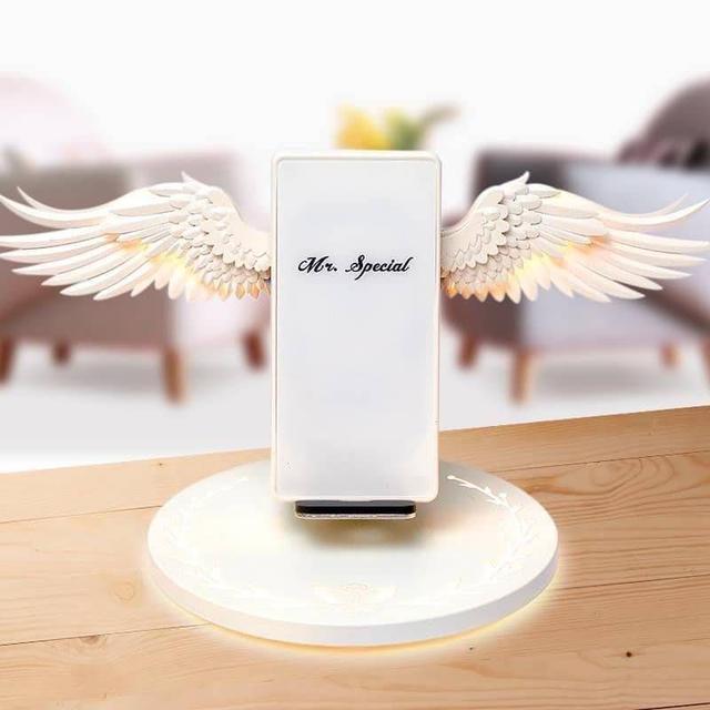 二代 天使之翼無線充電器