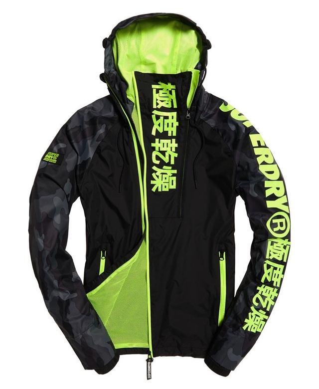 1极度干燥 原单  superdry 男款薄风衣  外套