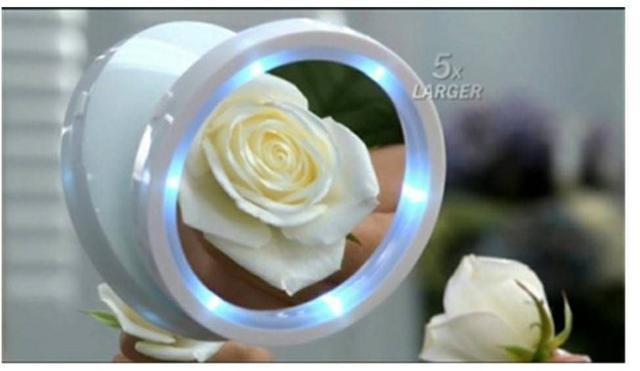 八倍LED化妝鏡🎋現貨