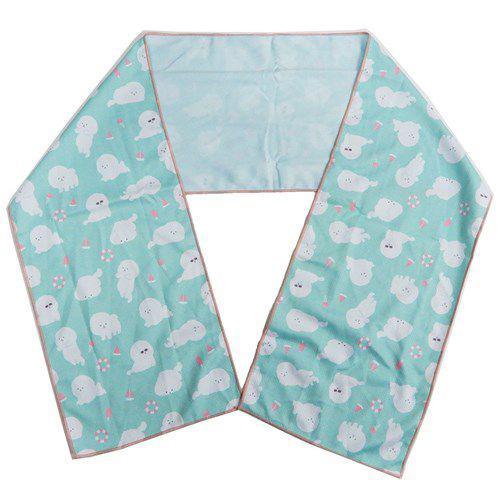 馬爾濟斯 涼感巾 毛巾