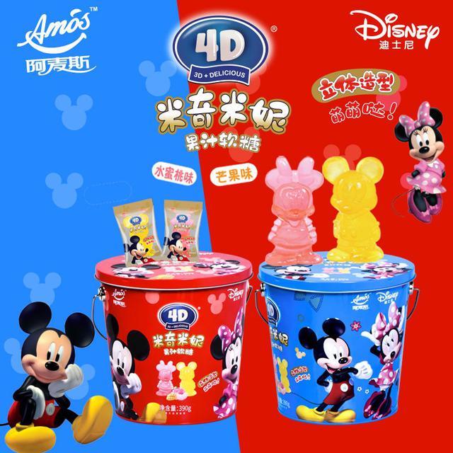 迪士尼軟糖~~~超可愛很缺貨要的話請趕快