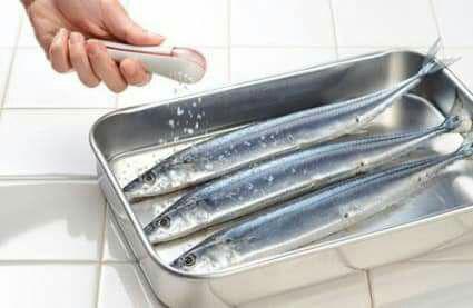 日本製 超省力不沾手鹽篩匙(預購)