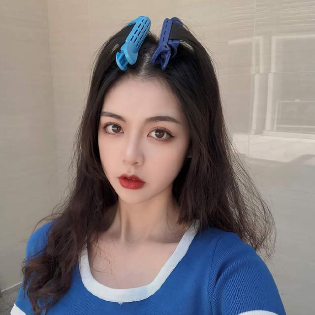 (預購s+) F020-韓國髮根蓬鬆神器夾捲6支裝