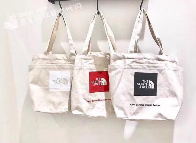 19ss THE NORTH FACE UTILITY TOTE 北面三色托特手提斜挎包