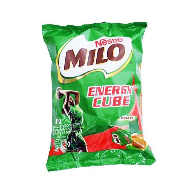 【沐莱🌙】MILO美祿能量方塊100入