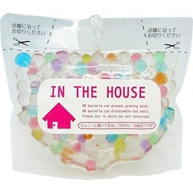 日本製無化學藥劑彩色球殺菌除濕消臭包