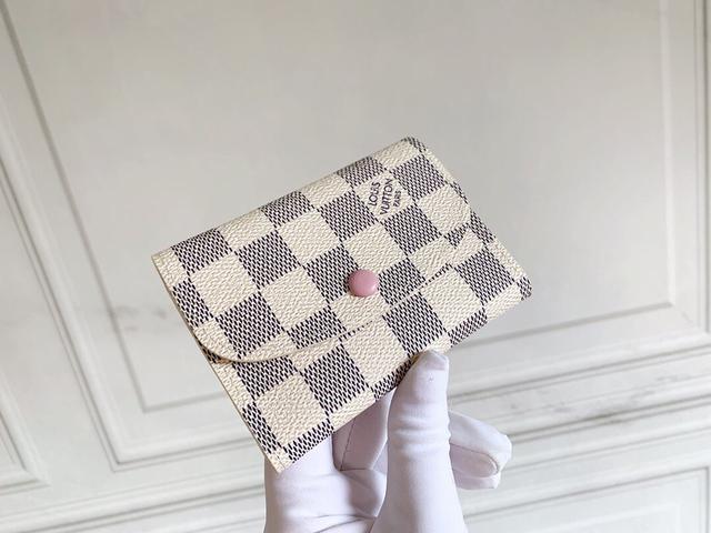 LV女包钱包钱夹款号:M41939 小巧玲珑却极为实用