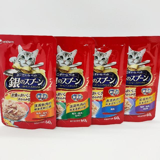 銀湯匙餐包、貓咪餐包