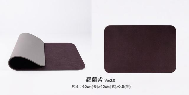 台灣專利 新代 2.0版 【B +】軟式珪藻土--浴室吸水門口墊