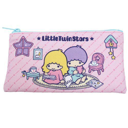 雙子星 KIKILALA 筆袋 鉛筆盒 化妝包