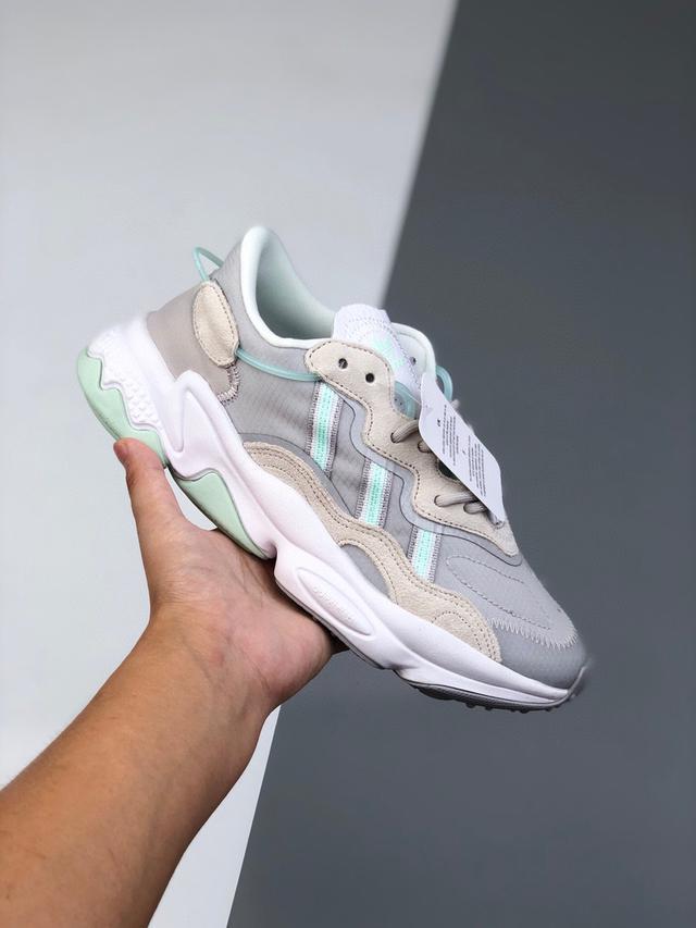 Adidas Ozweego adiPRENE 复古水管老爹鞋