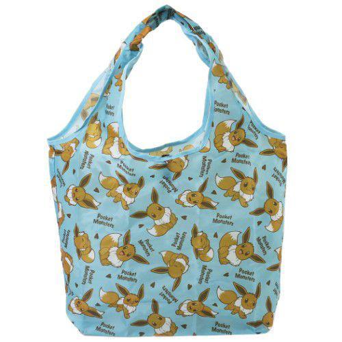 精靈寶可夢 伊布 折疊 環保袋 購物袋