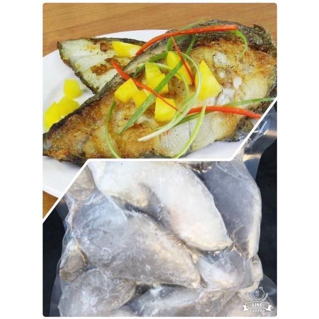 現貨 格陵蘭優質NG鱈魚片 1公斤(1000公克)/包