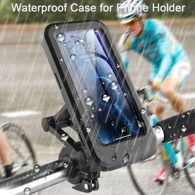✪  機車防水折疊手機支架包(HL69款)